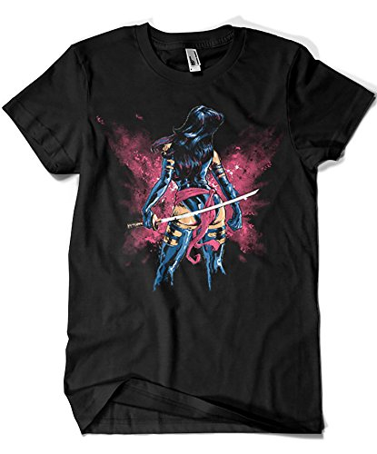 3618-Camiseta Premium, Mental Butterfly (Saqman)