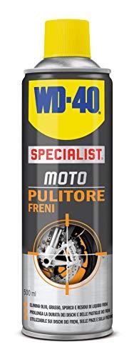 WD-40 Specialist Moto - Pulitore Freni Moto Spray - 500 ml