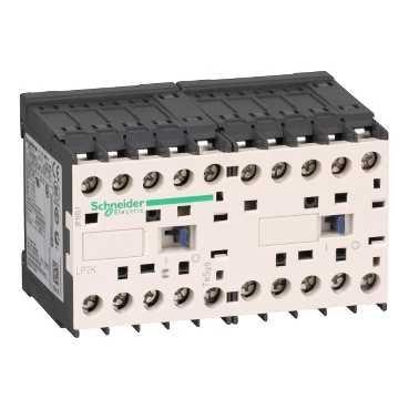 SCHNEIDER ELEC PIC - PC7 01 01 - MINICONTACTOR INVERSOR 6A 3 POLOS 24V CORRIENTE CONTINUA