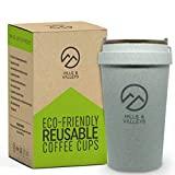 The Good Cup - The Eco-Friendly Rice Husk Reusable Coffee Cup   Heat
