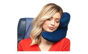 J Pillow, Reisekissen - Gewinner der Britischen Erfindung des Jahres 2013 Blau