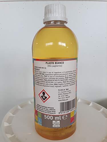 Zoom IMG-1 fidea plasto bianco 500 ml