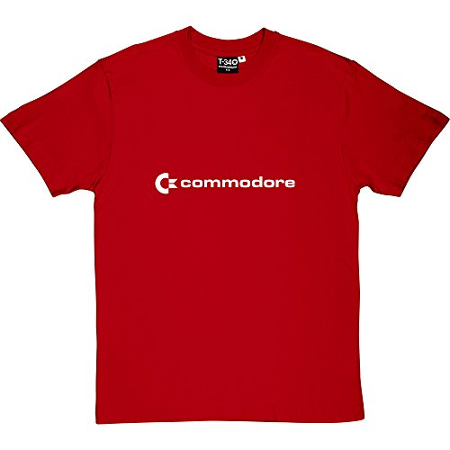 Commodore Men's T-shirt - Big Choice of Colours - S to 5XL