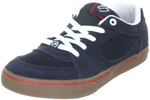 Es Square One, Scarpe da skateboard uomo Bleu (TR-B1-Bleu-107)