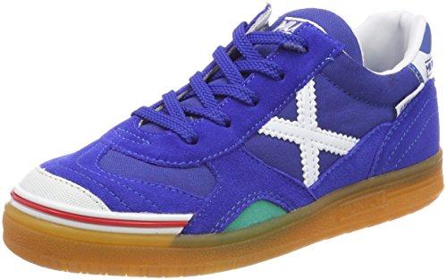 Munich Gresca, Zapatillas de Deporte Unisex Niños, Multicolor (Azul), 38 EU