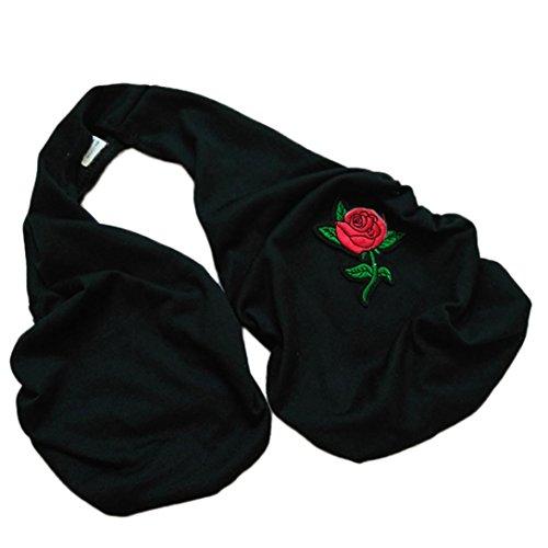 Mikrofaser-cami-set (HKFV TATA TOWEL Fashion Design Bequeme Brust Atmung Frauen Handtuch UnterwäscheSoft Ta-Ta Handtuch Boob Sweat Handtuch BH (Schwarz))