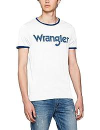 Wrangler Kabel Tee, T-Shirt Homme