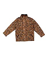 Allen Solly Junior Boys Jacket (AKBJK515050_Camo Print_3 - 4 years)