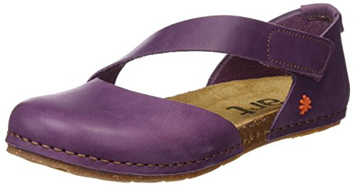 ART 0442 Mojave Creta, Women's Flat platform, Purple (Cerise), 6 UK (39 EU)