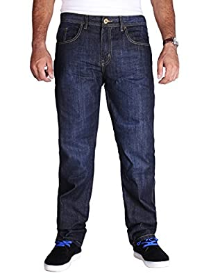 HB Men's Motorcycle Jeans with DuPont Kevlar® Lining - Motorcycle Motorbike Jeans