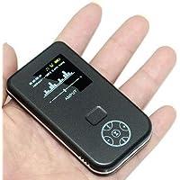 Songlin@yuan Escala Digital Profesional Mini, Sensor de galga extensométrica de Alta precisión, tamaño de Escala: 73x36x12mm Portátil