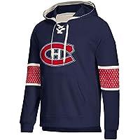 adidas Montreal Canadiens Vintage NHL Jersey Hoodie Navy