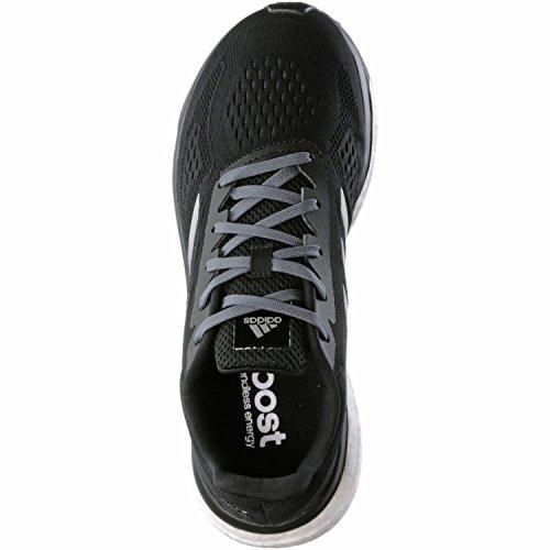 adidas Response Lt W, Chaussures de Running Entrainement Femme Noir (Negbas / Plamet / Ftwbla)