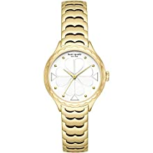 Kate Spade Rosebank Stainless Steel Gold Women's Watch KSW1506