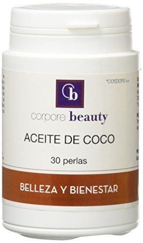 Corpore Beauty Perlas de Aceite de Coco - 30 Cápsulas