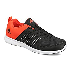 adidas Mens Adispree M Black, Metsil and Energy Running Shoes - 7 UK/India (40.67 EU)