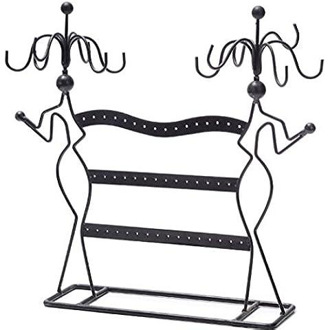 XYXY Rack accessorio auricolare da gioielli a