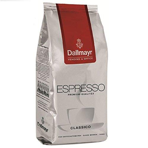 Dallmayr Espresso Classico - Karton 8 x 1kg ganze Bohne