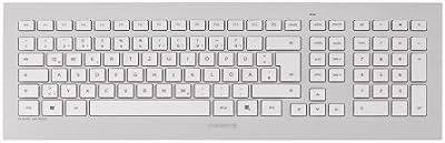Cherry DW 8000 - Pack de teclado español y ratón inalámbricos con infrarrojo