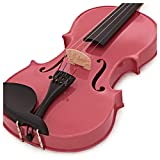 Violon 4/4 Étudiant Rose par Gear4music