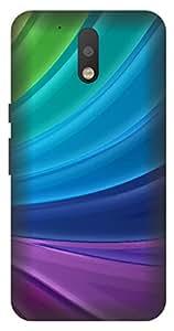 A marc inc. Back Cover for Motorola Moto G4