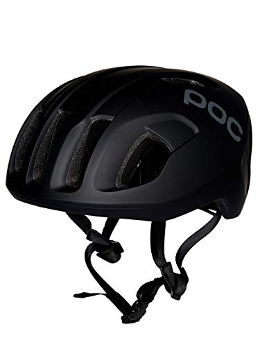 POC Ventral Spin Helmet Uranium Black matt Kopfumfang L   56-62cm 2019 Fahrradhelm