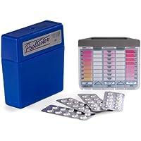 Palintest - Kit de prueba pH y cloro de piscina de hidromasaje