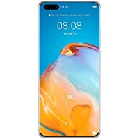 HUAWEI P40 Pro Smartphone 5G, 256 GB, 8 GB RAM, Dual SIM (Black) + Wireless Car Charger + VIP Service [Free Gifts]