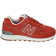 new arrival 5c607 903b1 Suchergebnis auf Amazon.de für: new balance ml574 sneakers rot