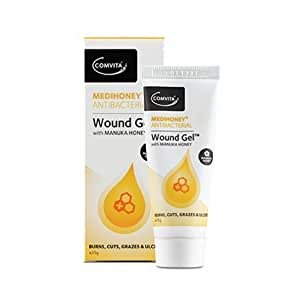 Medihoney Antibacterial Wound Gel | Medical grade Manuka Honey | 25g