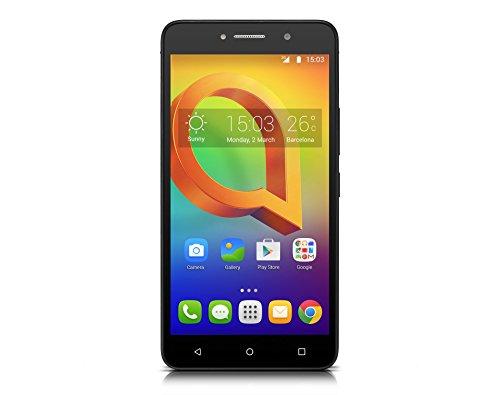 Foto Alcatel A2XL Smartphone 3G da 8 GB, Nero
