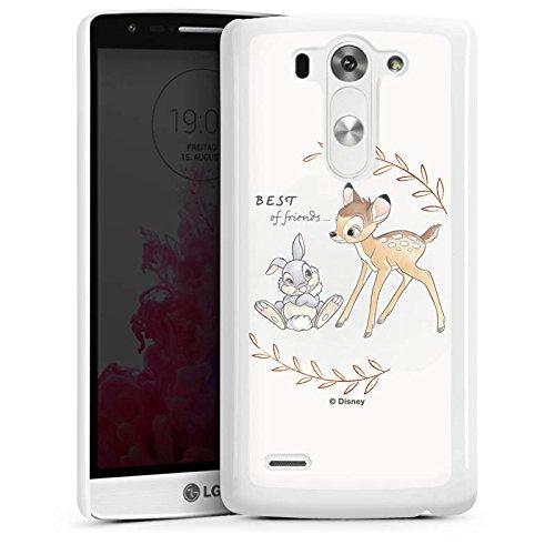 DeinDesign LG G3 S Hülle Case Handyhülle Disney Bambi Freundschaft