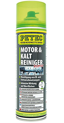 Petec Motor- & Kaltreiniger Spray 500 ml -
