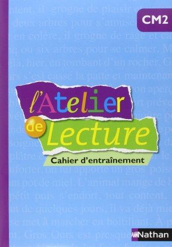 L'Atelier de Lecture CM2 de Olivier Dartois (11 mai 2012) Broch