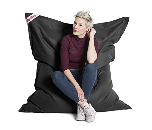 SITTING POINT only by MAGMA Sitzsack Brava Big Bag 130x170cm schwarz