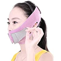 Beauty V-Line Face Mask Belt Chin Neck Jaw Balancing Sleeping Lift up Sheet preisvergleich bei billige-tabletten.eu