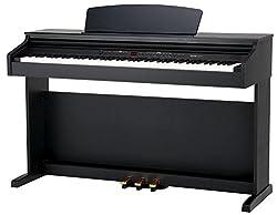 Classic Cantabile DP-50 SM E-Piano schwarz matt - Retoure (Zustand: sehr gut)