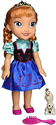 Disney Frozen Anna Toddler Muñeca por Toy Zany