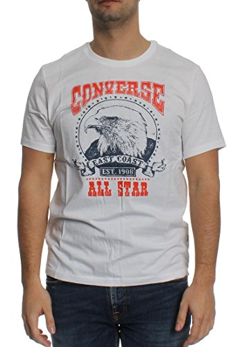 Converse Herren T-Shirt Eagle Music Heritage (Eagle Heritage)