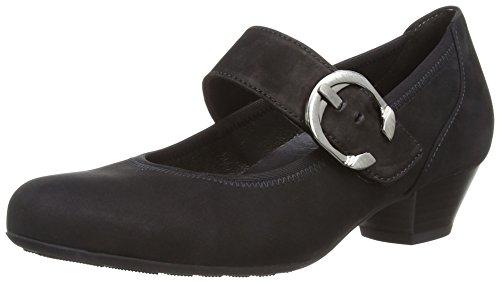 Gabor Shoes 06.139.47 Damen Knöchelriemchen Pumps ,Schwarz (schwarz) ,38 EU
