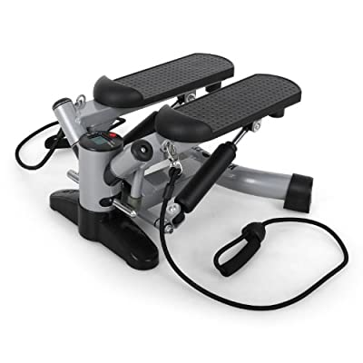 Klarfit Powersteps Twist-Stepper mit Bändern