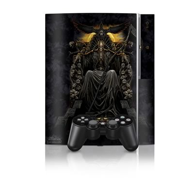 mygift-death-throne-design-protector-skin-decal-sticker-for-ps3-playstation-3-body-console