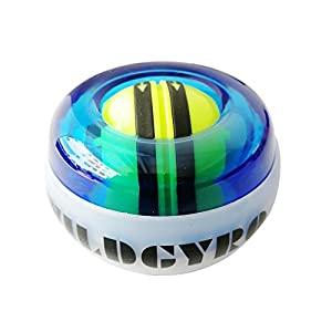 Honor Jojoba Rotationsball Gyroskop Handtrainer Ball für Handtraining Handgelenk Spin Ball Energyball