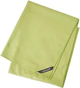 Cocoon Ultralight Towel, superleichtes Mikrofaser-/Sport-/Reisehandtuch (wasabi, S)