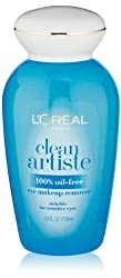 LOreal Paris Clean Artiste Eye Makeup Remover 4.0 Ounces