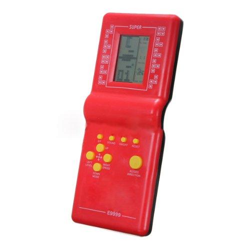 Tetris 80s Jeu Poche LCD Jeux CONSOLE Brique Classique Cadeaux Jouets Brick game
