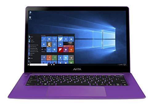Avita Liber NS13A1IN048P 13.3-inch Laptop (7th Gen Core-i5-7th/8GB/128GB SSD/Window 10 Home/UHD Graphics 615 Graphics), Avita Purple