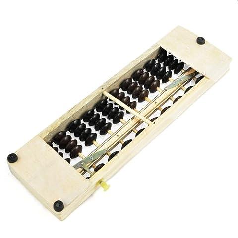 Veroda School Bead Wood Calculation Soroban Smart Abacus