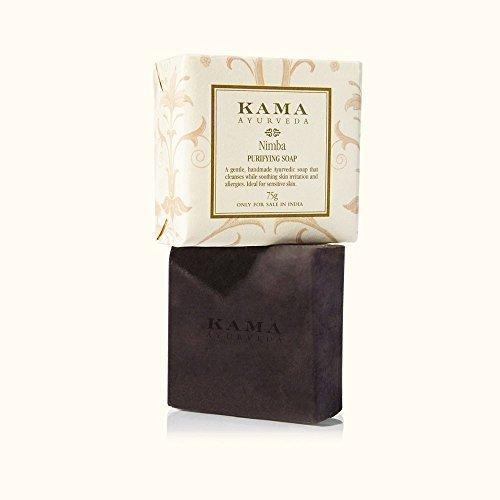 KAMA AYURVEDA NIMBA purifying soap