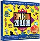 #3: Art Explosion 200,000 (Jewel Case)